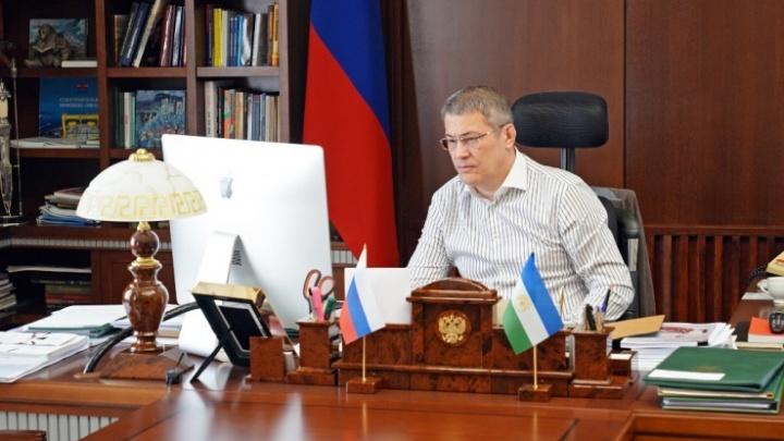 Владимир Путин — главе Башкирии об очагах коронавируса: «Возникают из-за недоработок»