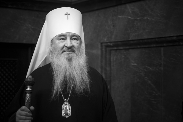 Митрополиту Феофану было 73 года