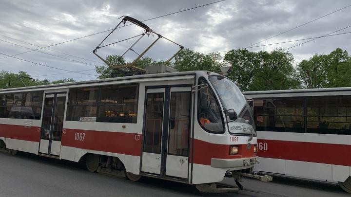 В Самаре на выходные увеличится интервал в движении общественного транспорта