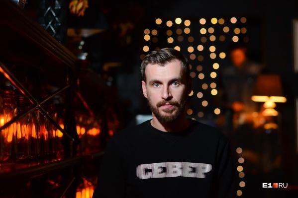 Ресторатор Евгений Кексин придумал, как заработать во время пандемии коронавируса