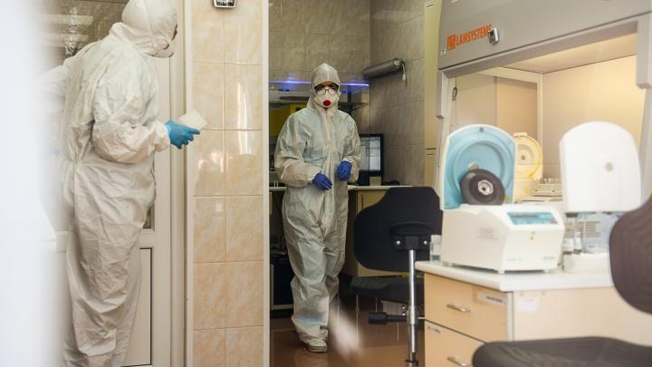 Заболевший коронавирусом тюменец находится в тяжелом состоянии