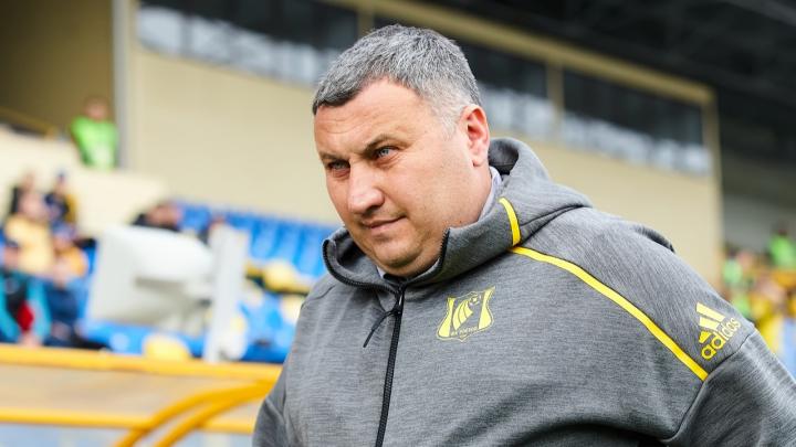 «Для меня это был трудный день»: тренер молодежки «Ростова» — о матче против «Сочи»
