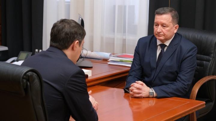 Министерство территориальной безопасности Прикамья возглавил генерал-майор