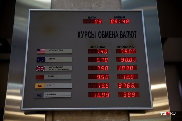 Стоимость валюты напомнила россиянам 2014 год