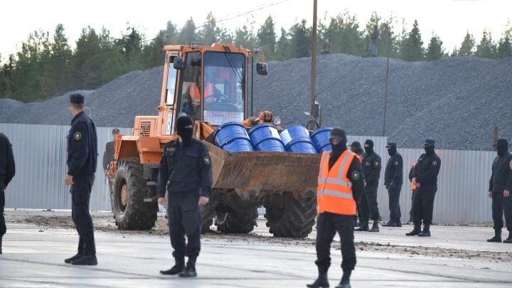 ООО «Технопарк» отказалось от планов строить мусорный полигон на Шиесе