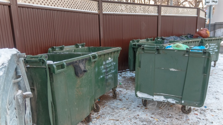 В Самарской области предложили пересмотреть мусорную реформу