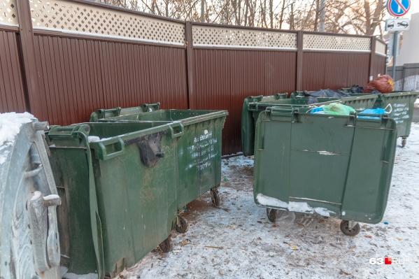 Споры из-за платы за вывоз мусора идут не первый год