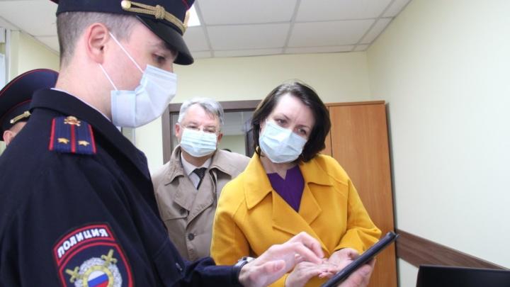 В микрорайоне Амурский-2 открыли участковый пункт полиции