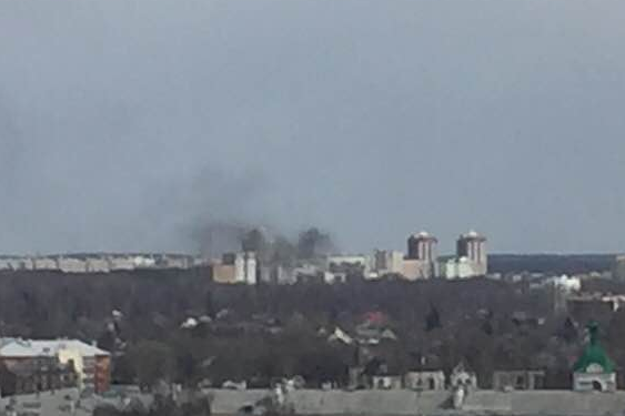 Было видно из разных районов: в МЧС рассказали про пожар за Волгой. Что сгорело
