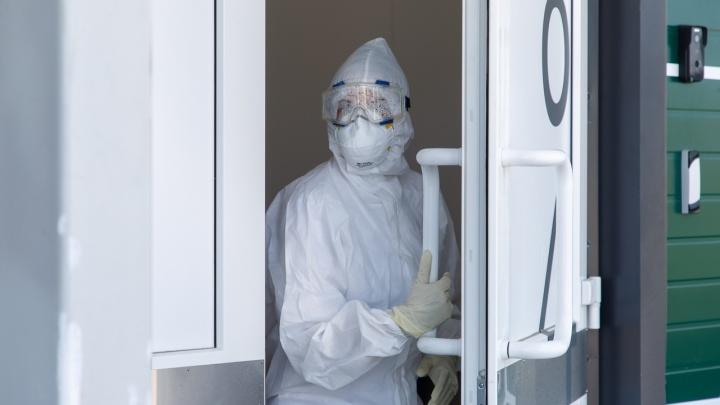 Сразу 110 новых заболевших: коронавирус поражает жителей Волгограда и области