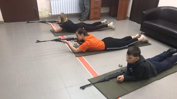 Экс-зам Годзиша открыл стрелковую школу для детей. Она стала лучшим воспитательным проектом области
