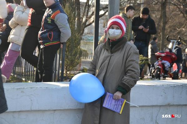 Больных новым вирусом в Ростовской области пока не выявили