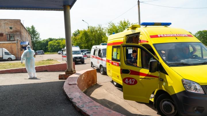 Теперь 58. В Омске умерли ещё два пациента с коронавирусом