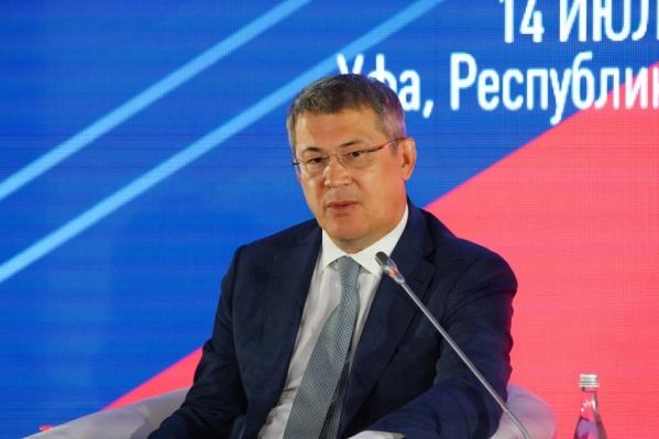 Хабиров снова поменял правила