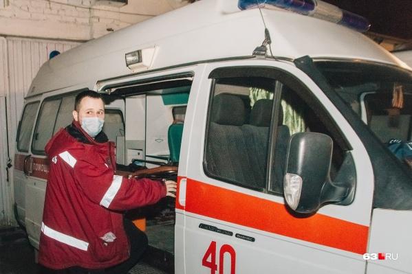 Сергей мечтает стать реаниматологом
