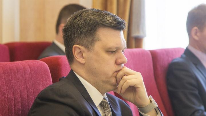 Продвигавший проект «Шиес» Евгений Фоменко покинет правительство Архангельской области