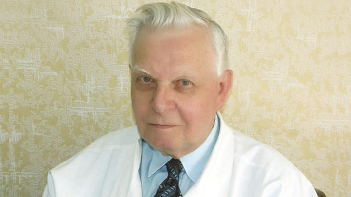 Умер известный пермский врач и ученый Яков Циммерман