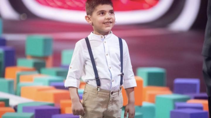 «Все рекомендовали ему стать космонавтом»: 4-летний пермяк поучаствовал в шоу «Удивительные люди»