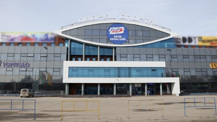 Часть проспекта Гагарина завтра снова перекроют из-за хоккейного матча