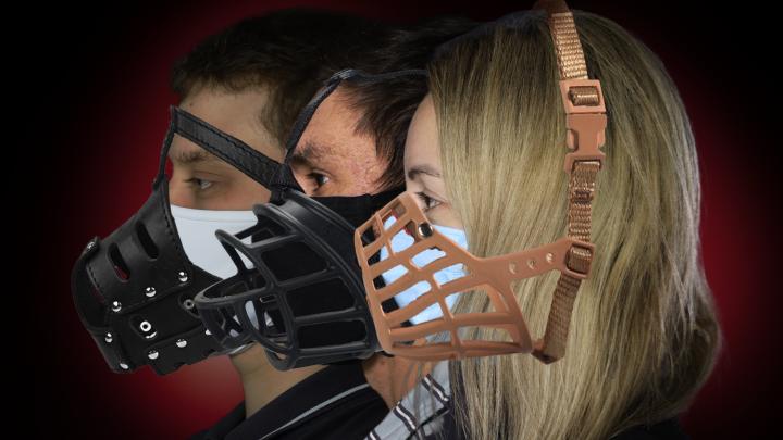 «Ковидные» оппозиционеры: почему некоторые люди считают, что им насильно закрыли рот маской