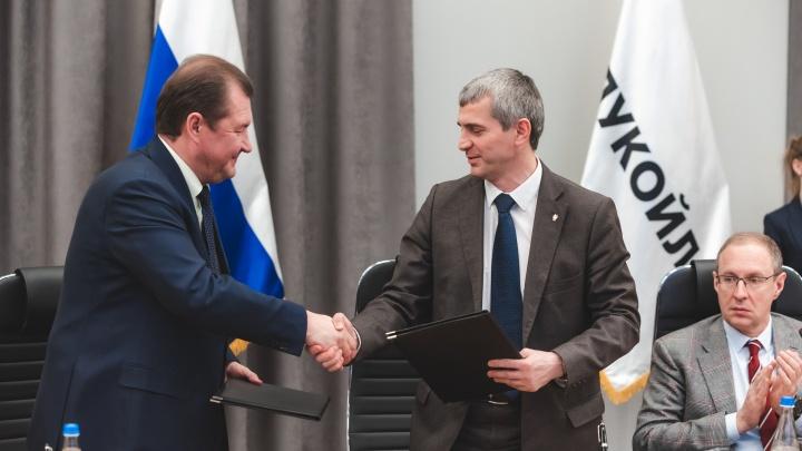 «ЛУКОЙЛ» в 2020 году проинвестирует более 140 социально значимых объектов в Пермском крае