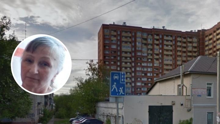 Полиция нашла 63-летнюю пермячку, которая ушла из дома в тапочках