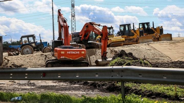 Развязку в Ольгино достроят к 800-летию Нижнего Новгорода