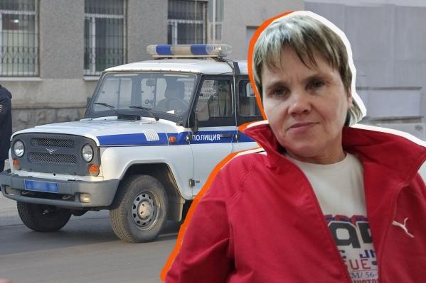 Оксана Щипакина попала в больницу после посещения отдела полиции