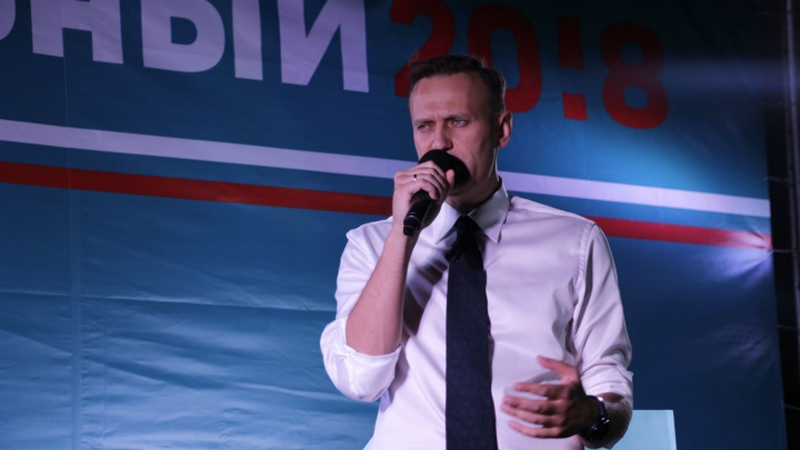 Стало известно о состоянии Алексея Навального к утру