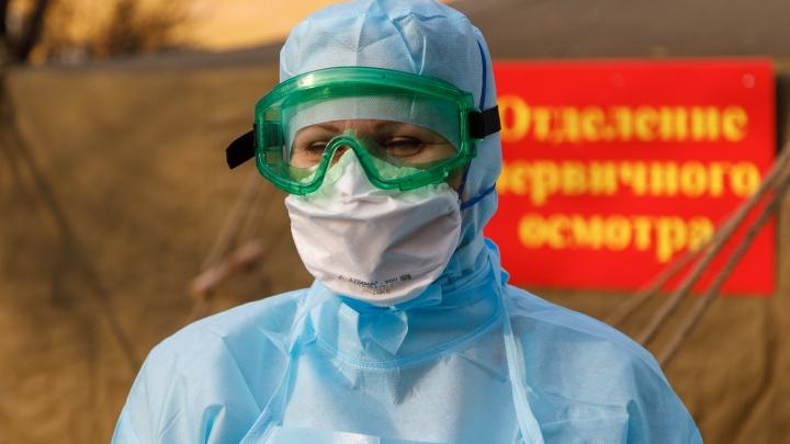 В Волгоградской области без малого две тысячи заболевших: +82 новых пациента за сутки