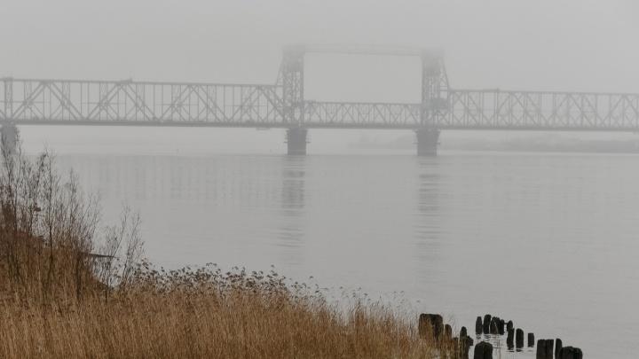 Северодвинский мост вновь закроют 15 ноября для ремонта почти на сутки