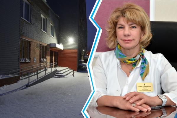 Елена Тоцкая написала заявление на увольнение по собственному желанию
