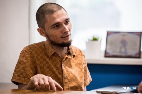 Два года назад Евгений пережил четыре сложные операции