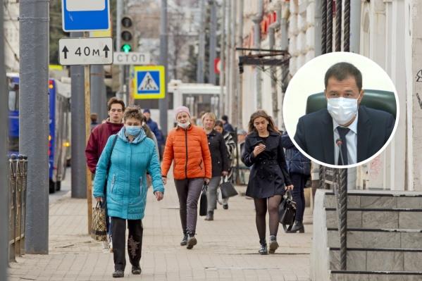 В Ярославле в ближайшие две недели пройдут тотальные проверки соблюдения масочного режима