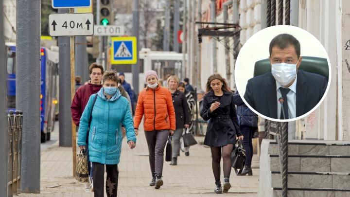 Грядут новые облавы: мэр Ярославля ужесточил контроль за соблюдением масочного режима