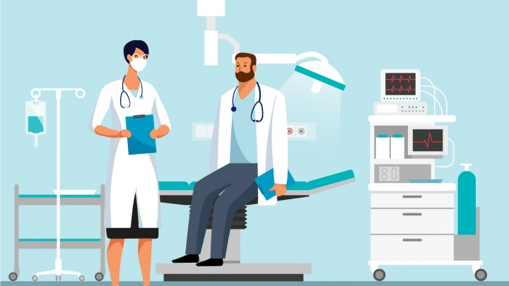 Как в областной больнице Архангельска прошла «коронавирусная» переподготовка и сколько сотрудников заболели с марта