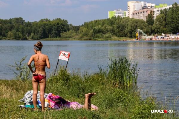 В этом году купальный сезон откроется на десять дней позже, чем раньше