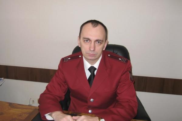 Главный санитарный врач по Пермскому краю Виталий Костарев