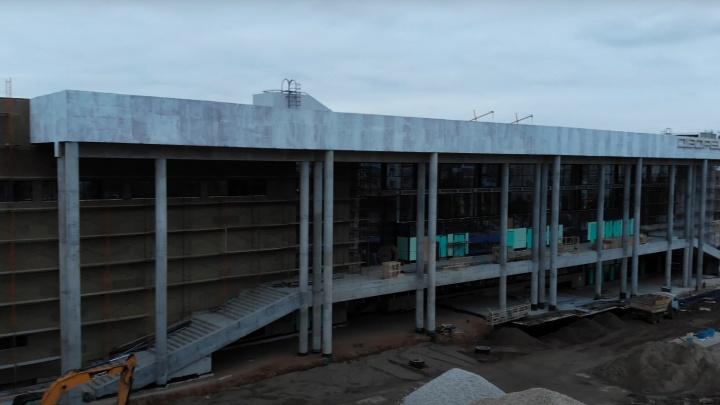 Питание для холодильных установок: ледовый дворец спорта в Самаре подключили к электричеству