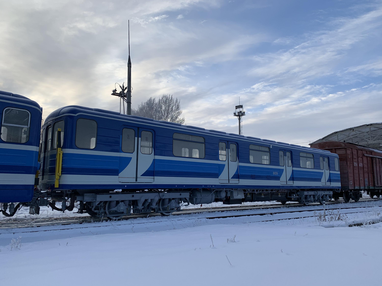 Состав отправят в депо «Кировское»