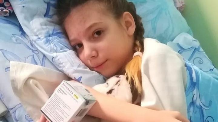 Тюменских детей со СМА обеспечат лекарством региональные власти
