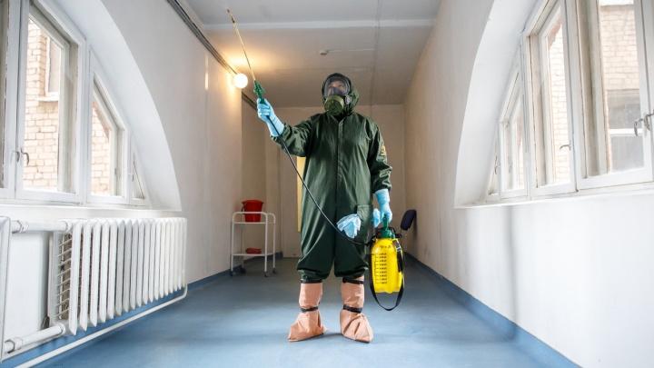 В Волгограде из-за коронавируса закрывают все детские сады