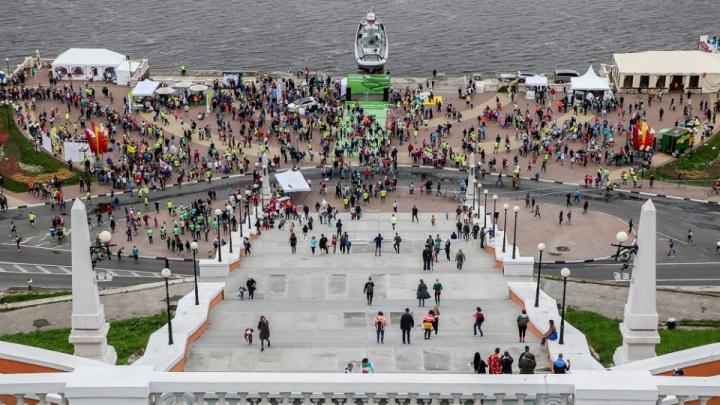 В Нижнем Новгороде приостановили регистрацию на благотворительный забег «Беги, герой»