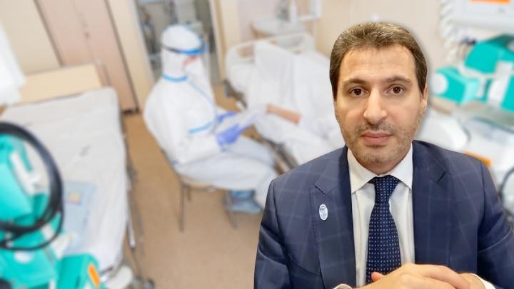 Глава Минздрава рассказал, как лечат COVID в Самарской области