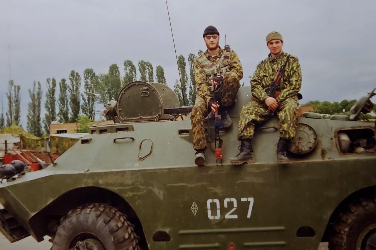 Сотрудники ОБЭП Дмитрий Желещенко и Алексей Мартынов: взрыв застал их в административном здании