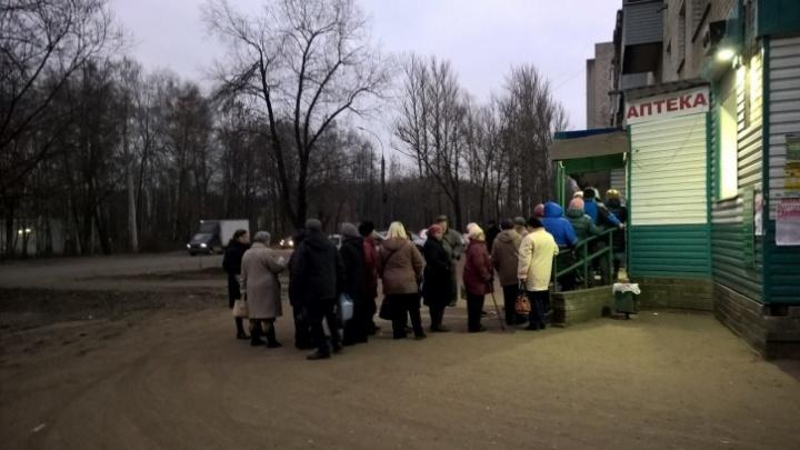 В Ярославской области придумали, как выдавать льготные лекарства без бешеных очередей