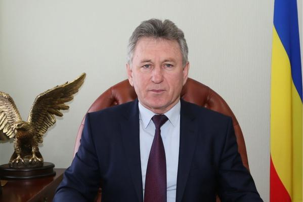 С 1997 года Мельников возглавлял Волгодонской район