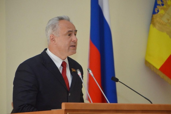 Бессонов снова уступил Голубеву на выборах главы области