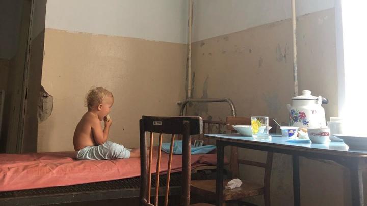 «Условия для бомжей»: екатеринбурженка — о больнице Богдановича, куда ее отправили с ребенком