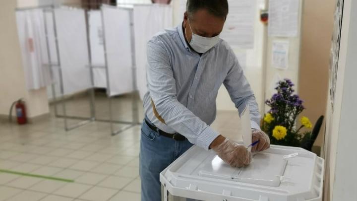 В Курганской области завершилось голосование по выборам депутатов облдумы